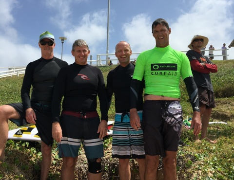 OUR SURFAID CUP TEAM HELPS CHARITY RAISE MUCH NEEDED FUNDS